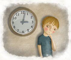 horas-momentos - La factoría de Nono Clock, Watch, Clocks, The Hours