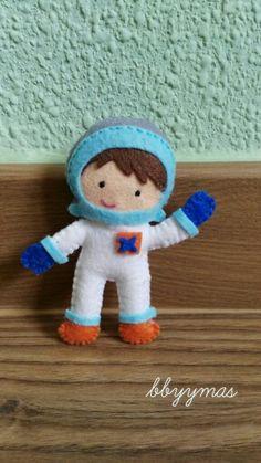 Astronauta fieltro