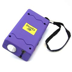 Defender Force 10 Million Volt Stun Gun Rechargeable LED light Self De – TacPro Self-Defense