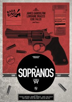 The Sopranos deserves every bit of acclaim it has received. One of the best shows ever made.