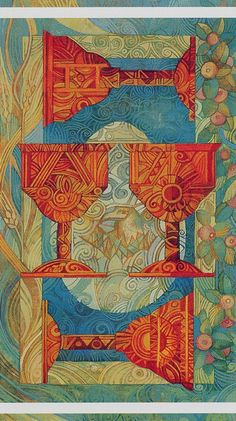 Elisabetta Trevisan..KR-B-04 All Tarot Cards, Le Tarot, Online Tarot, Tarot Card Decks, Major Arcana, Animation, Illustrations And Posters, Deck Of Cards, Occult