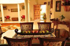 Ethnic Deco with a Diwali theme!