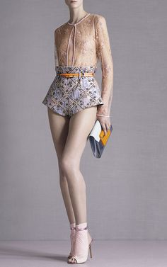 Mary Katrantzou Resort 2015 Trunkshow Look 11 on Moda Operandi