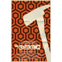 The Shining poster by Mark Welser #Stanleykubrick #Kubrick #Theshining #shining