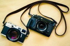 Leica VS Fujifilm