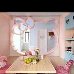 Welcome to Hello Kitty room!