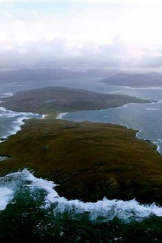 TOP 50 ISLANDS IN THE UK. TARANSAY, SCOTLAND