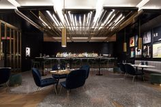 Coordination Asia responds to a menu with a duality of material and mood - News - Frameweb