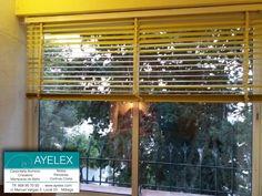 Instalación Ventana Aluminio Corredera 2 Hojas serie 800 CAP lacado en blanco y vidrio CLIMALIT. Mijas Pueblo (Málaga) www.ayelex.com