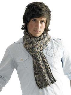 Toconao Men's Scarf, free