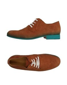 Esquivel Laced Shoes In Brown Esquivel, Soft Leather, Oxford Shoes, Dress Shoes, Lace Up, Brown, Heels, Shopping, Fashion