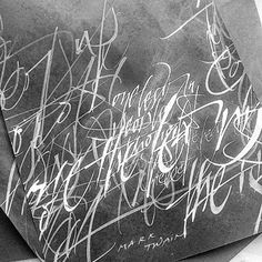 / Этюд.  Фраза /  #calligraphy  #novosibirsk  #alexandrboyarsky  #боярский  #александрбоярский  #новосибирск  #каллиграфия  #novosibirskstudiocalligraphy  #новосибирскаястудиякаллиграфии