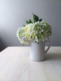 Hydrangeas - photo: Paper & Ash