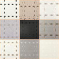 Phillip Jeffries Ltd. riveted grasscloth wallpaper