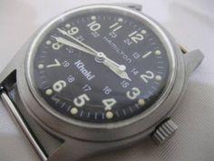 Hamilton 1アンティーク激レア ハミルトンカーキ9415A手巻き 時計 Watch Antique ¥5750yen 〆05月20日