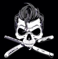 Greaser skull.