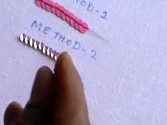 Learn how to sew sequin on a fabric,this stitch can be used  for outline  emb designs . this helps and if you  have any questions please leave a comment. Thanks for watching !!!!