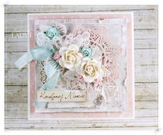 Wild Orchid Crafts: Card for Mum & Video Tutorial