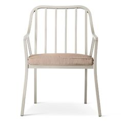 Morie 4pk Vertical Slat Stack Chair with Cushion - Threshold™