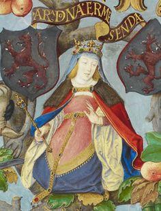 Genealogia dos Reis de Portugal  Ermesinda das Astúrias