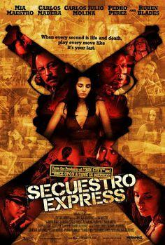 Secuestro expréss (Audio Latino) 2005 online