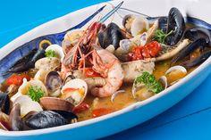 Fish Soup   Il Riccio Restaurant & Beach Club, Anacapri, Italy