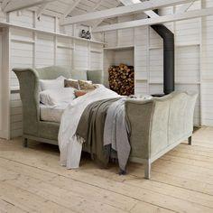 Churchill Linen Bed