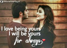I am nd I will always