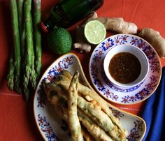Asparagus Tempura #Vegetarian Spring eating http://www.selectps.com/index.php?main_page=product_info&cPath=2_33&products_id=546