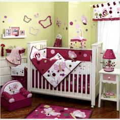 Butterfly decor for nursery decorations – Baby Nursery Decorating Ideas - Nursery Themes #nursery #themes #decorating