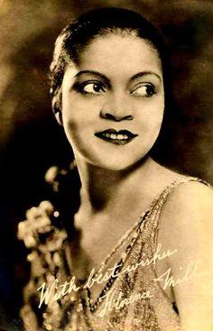 Bessie Smith (April 15, 1894 - September 26, 1937) American singer.