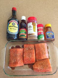 Meal prep is key if you want to succeed at losing weight. This is a really tasty salmon recipe for meal prepping.