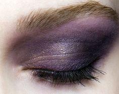 Make-up at Carolina Herrera Fall 2010