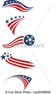 fourth of july vector art