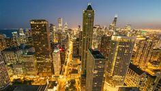 TL | Chicago dall'alto dei suoi grattacieli