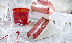 Home - Upfield Velvet Cake, Red Velvet, Panna Cotta, Flora, Xmas, Baking, Drinks, Ethnic Recipes, Party