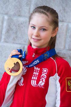 Yulia Lipnitskaya Gold Medal 1000+ images about Yul...