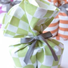 jam wrapped in tea towel