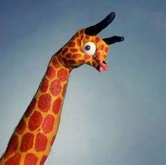 Girafa - LOL!