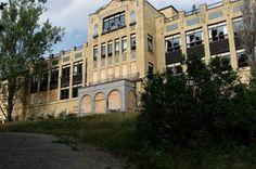 Sanatorium du Mont-Sinaï Ste-Agathe-des-Monts, Quebec via Urbex