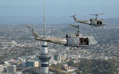 The Royal New Zealand Air Force's Bell Helicopter UH-1 Huey helicopter has conducted a final tour of the country ahead of its planned retirement in July after 49 years in service. Serving with No 3 Sqn, the once 14-strong fleet of Hueys has been reduced to six as it nears retirement on 1 July, and several of the remaining fleet embarked on the final farewell tour in early May. This started at Wigram before visiting Woodbourne, Napier, Tauranga and Auckland, followed by a trip to Waiouru to…