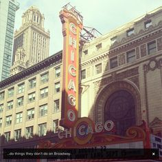 Instagram and Chicago. They go together nicely.