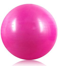 Kabalo Pink 65cm ANTI BURST GYM EXERCISE SWISS YOGA FITNESS BALL for PREGNANCY BIRTHING, etc (including pump) * Wow! I love this. Check it out now! : Weight loss Accessories