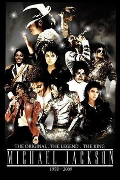 Photo of Michael Jackson for fans of Michael Jackson.