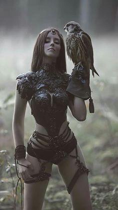 kom naar mama🔥my ontwerpen van beste Agnieszka Lorek❤ muse @ forest_spirit_art . Dark Fantasy, Fantasy Girl, Foto Fantasy, Chica Fantasy, Fantasy Kunst, Fantasy Women, Fantasy Witch, Fantasy Images, Fantasy Artwork