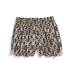 Stitch Fix New Arrivals: Printed Relaxed Shorts