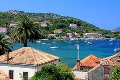 Nautical destinations: Elafiti