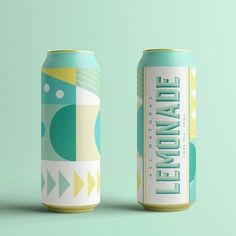 Hannah Hope – Modern Lemonade (Student) A redesign packaging concept for a classic drink like lemonade, with a modern twist. This design is inspired by the look and feel of a sweet, flavorful drink that so many people love. Web Design, Creative Design, Graphic Design, Brand Design, Modern Design, Logo Design, Type Design, Design Model, Bottle Packaging