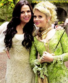 Once upon a time Regina - Tinkerbell