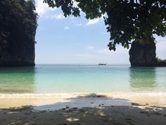 Hong island. Named for it's hollowed out shape, 'hong' means 'room'.  Photo : Elisa Prospero